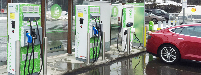 Charging From Just 7 Mins: DC Fast Charging Stations