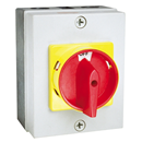 Safety Switches AC IP65 4 Pole